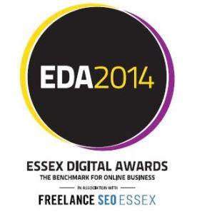 the logo for the EDAs with Freelance SEO Essex