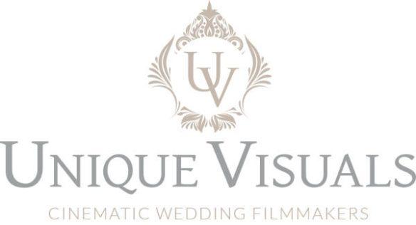 unique visuals logo