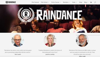 Raindance discount code
