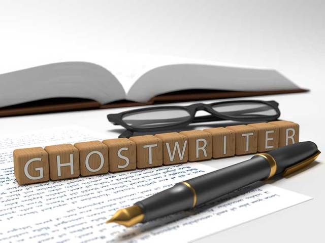 Ghost Writer - Brave Responders