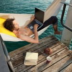 Writing from your boat!