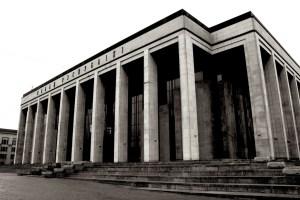 Palace of the Republic, Minsk-Bělrosuko, foto: Kotsreveb