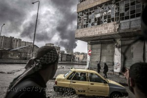 The city of Aleppo has been ruined by the civil war, foto: Freedom House