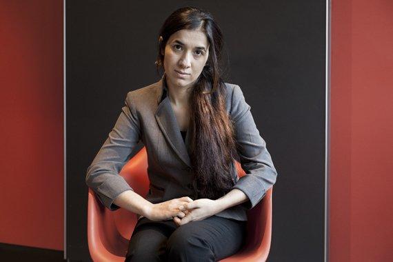 Nadia Murad Basee Taha, foto: Anna Artemovova