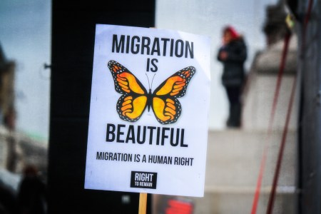 Anti-Racism Rally London 2015 - 04, foto: Garry Knight