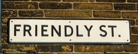 Friendly Street, foto: Tim Green