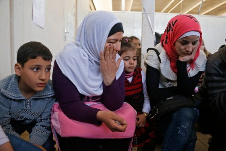 Syrian Refugees Face an Uncertain Future, foto: WBPC