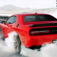 Dodge Challenger SRT Hellcat 2016: Spotřeba, Zrychlení – Hellcat VS Epizoda 1