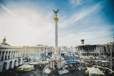 Anti-government protests in Kiev, foto: Sasha Maksymenko