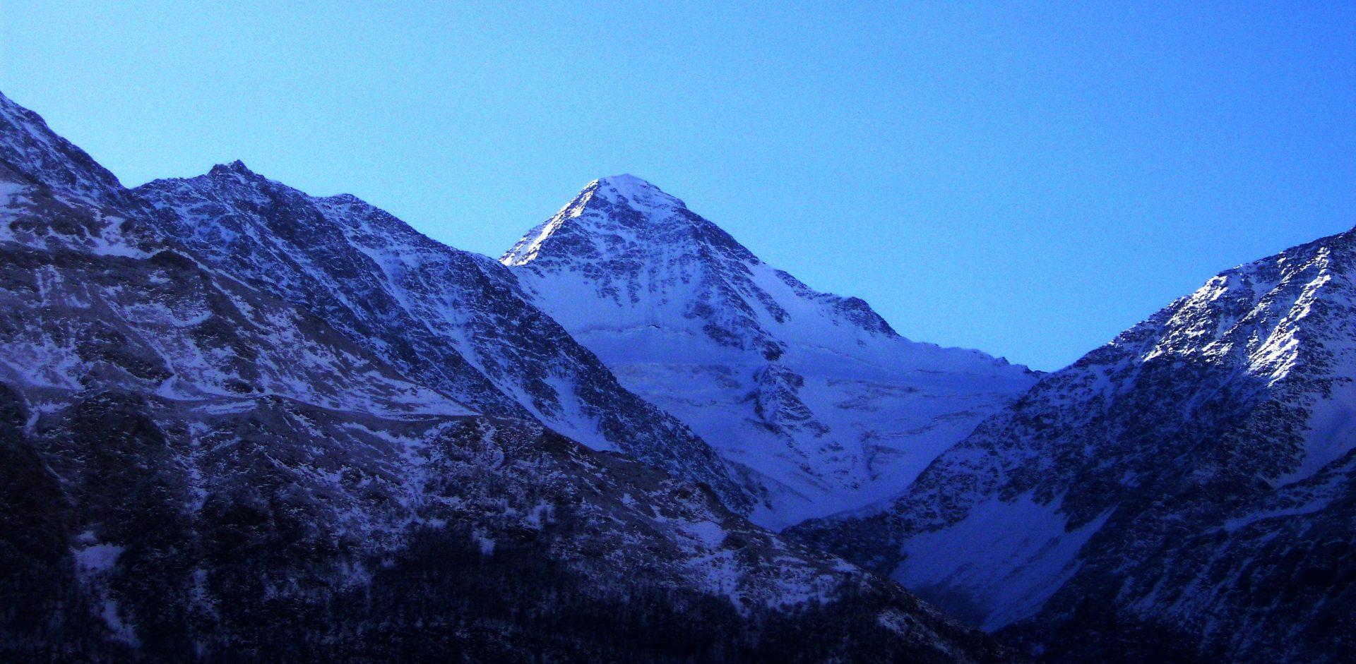 Hora Komito v Čečensku/Umar Dagirov