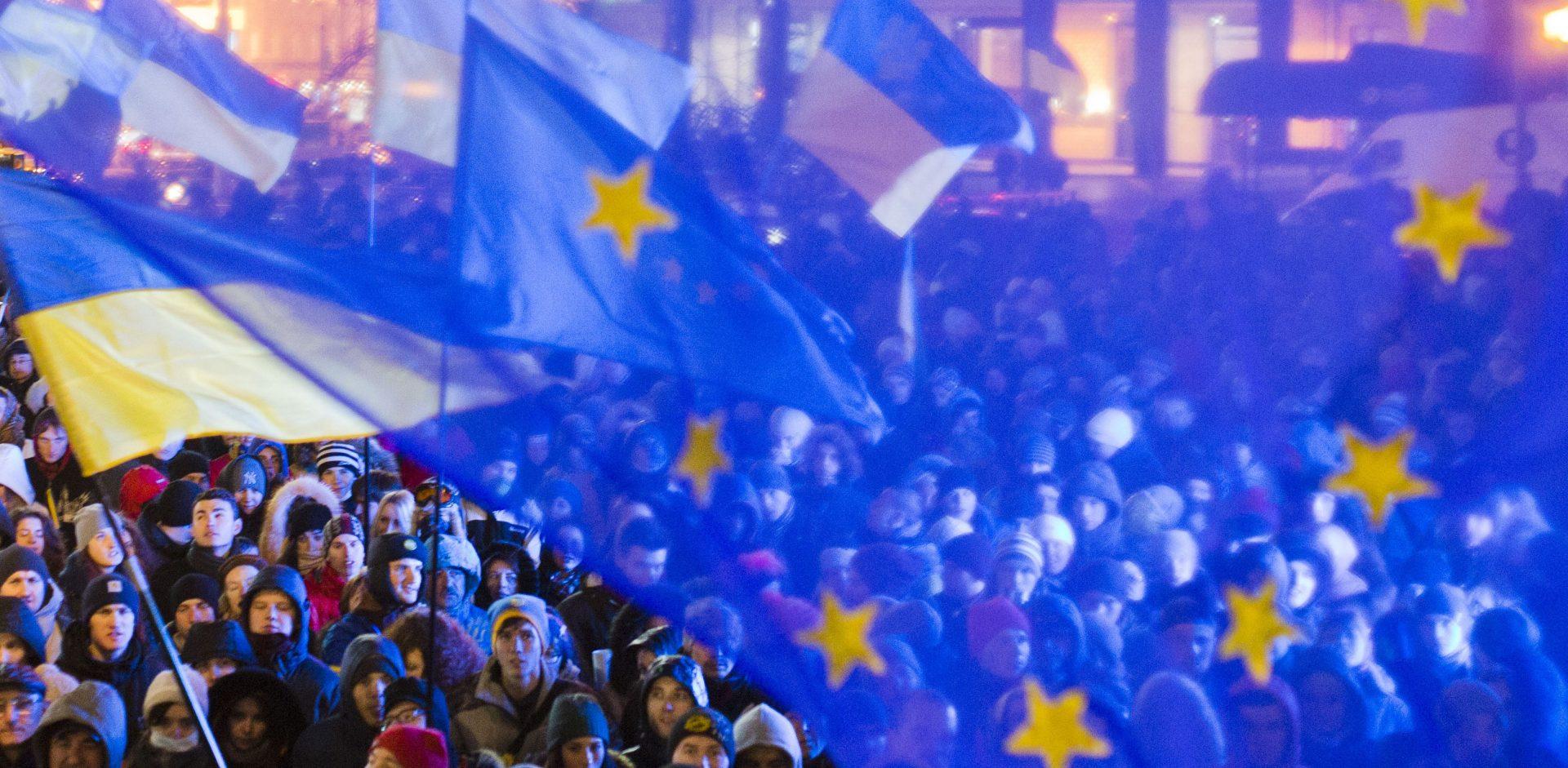 Euromajdan v Kyjevě/Evgenij Feldman