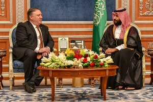 Secretary Pompeo Meets with Saudi Crown Prince Mohammed bin Salman, U.S. Department of State