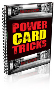 power card tricks