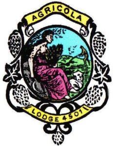 Agricola Lodge Insignia