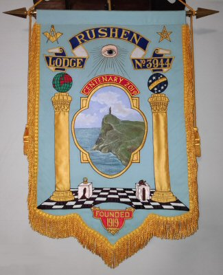 Rushen Lodge (3944) Banner
