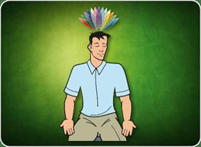 Meditator-No-thoughts 01