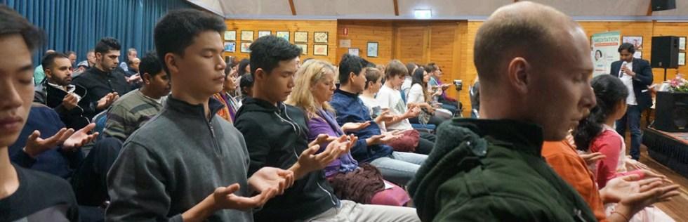 Sahaja Yoga Meditators