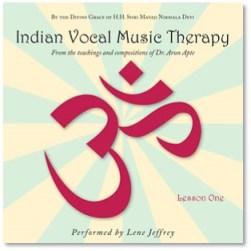 Vocal singing exercise of Bija Mantras