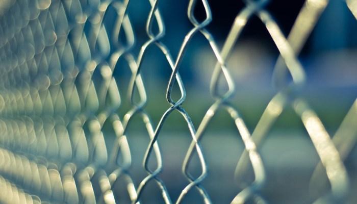 fence detention