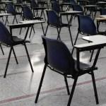 exam test chair student desk seat Tier 4