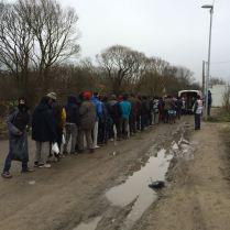 The Jungle, Calais