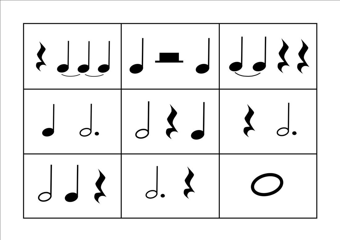 I Got Rhythms Level 3