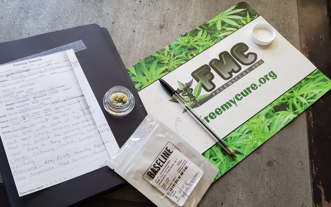 MK Ultra Strain Review From @Curaleaf With Nicola