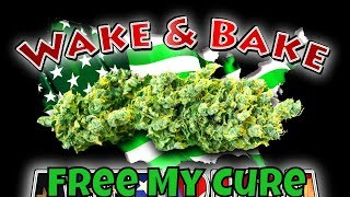 Wake and Bake Episode 1 Lets Give Some Stuff Away!  **Re-Publish**