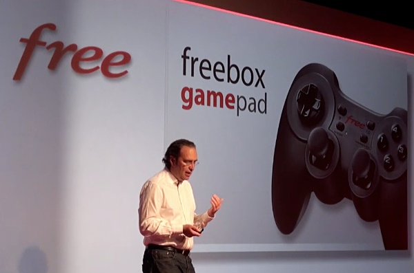 Free keynote gamepad