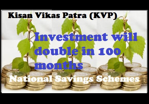 Kisan Vikas Patra (KVP) India Post