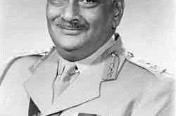 Maharaj Shri Rajendrasinhji Jadeja