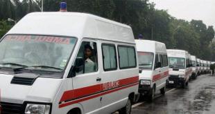 Samajwadi Ambulance/Swasthya Sewa in UP
