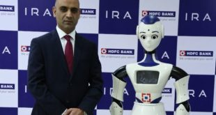 HDFC Becomes 1St Bank to set up Robots for Customer Service