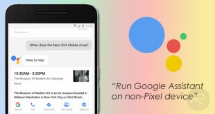 Non pixel smartphones may soon get Google assistance