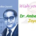 Dr B R Ambedkar Biography Jayanti