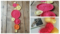 Learn How To Crochet A Table Runner