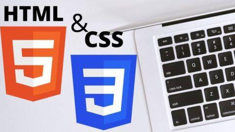 The Complete HTML&CSS Bootcamp 2021: Zero to Hero HTML&CSS