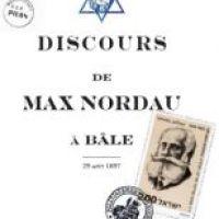 Discours de Max Nordau à Bâle - 29 août 1897
