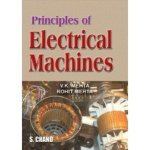 Principle of Electrical Machines by VK Mehta PDF
