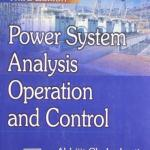 Power System Analysis Operation and Control Abhijit Chakrabarti PDF