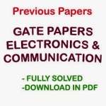 Gate Question Papers for ECE