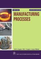 Manufacturing Process Book 1 PDF