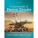 Fundamentals of Electric Circuits 5th Edition PDF