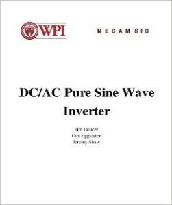 DC AC Pure Sine Wave Inverter, DC/AC Pure Sine Wave Inverter PDF, DC/AC Pure Sine Wave Inverter