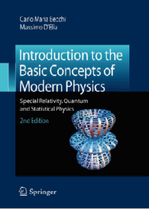 Introduction to the Basic Concepts of Modern Physics, introduction to the basic concepts of modern physics becchi, introduction to the basic concepts of modern physics, introduction to the basic concepts of modern physics pdf,  basic concepts of modern physics,  modern physics ebook,  basic concepts of modern physics pdf,  basic concepts of modern physics book