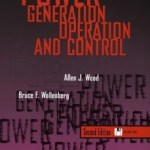 Power Generation, Operation, and Control Book