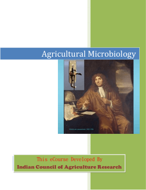 Agricultural Microbiology