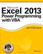 [PDF] Excel 2013 Power Programming with VBA Download