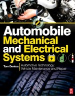 [PDF] Automobile mechanical and electrical systems