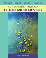 Fundamentals of Fluid Mechanics by munson